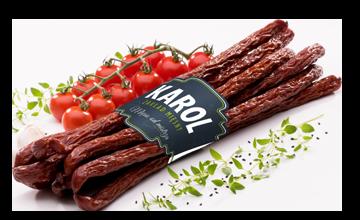 Thin sausages - więcej