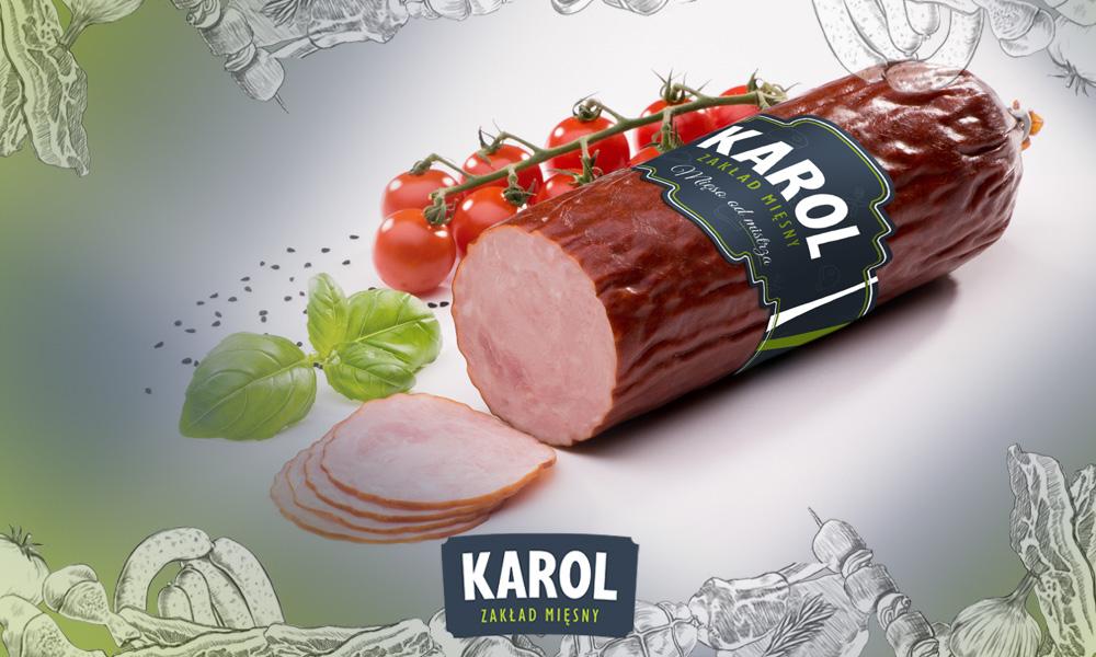 zakład mięsny karol, kiełbasa sucha