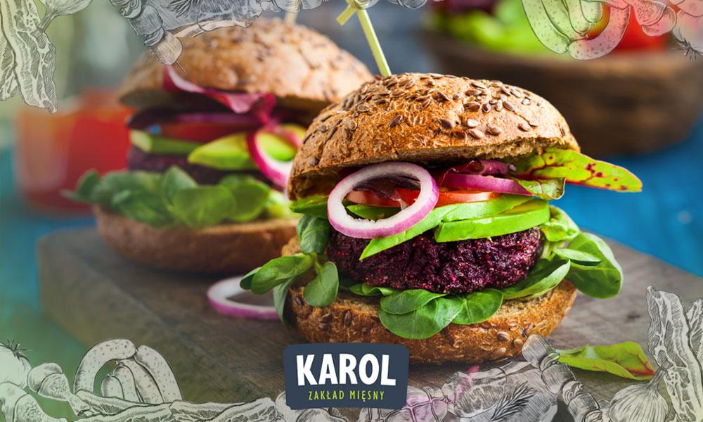 ZPM Karol, domowe burgery